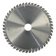 Trend CSB/19040A Trend 190mm Tungsten Carbide Tipped Blade (Fine Cut)