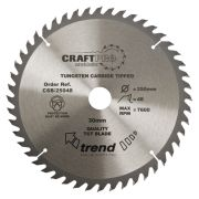 Trend CSB/30048 Craft Saw Blade 300mm x 30mm 48T