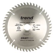 Trend CSB/PT16548 Trend CraftPro Panel/Trimming Saw Blade 165mm x 20mm 48T