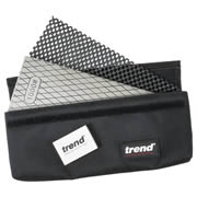 Trend DWS/CP8/FC 8'' x 3'' Classic Double Sided Diamond Stone - Fine/Coarse