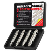 Trend GRAB/SE2/SET Damaged Screw/Bolt Remover 4 Piece Set