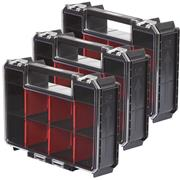 Trend  Trend Modular Storage Compact Organiser Pack Of 3