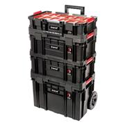 Trend MS/C/SET4C Trend MS/C/SET4C Modular Storage Compact Cart 4 Piece Set