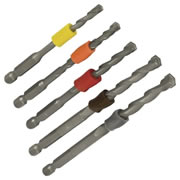 Snappy SNAP/MD2/SET Snappy Colour Coded Depth Band Masonry Drill Bits