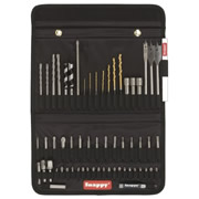 Snappy SNAP/TH3/SET Snappy 'Impact Driver' Drill Bit Set 60pce