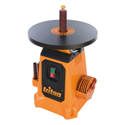 Triton Tools TSPS370 Triton Oscillating Tilting Table Spindle Sander 380mm 350W