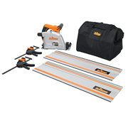 Triton Tools TTS1400KIT Triton 1400W Track Saw 4 Piece Kit