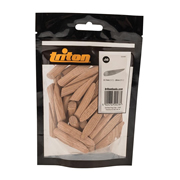 Triton Tools TWOWP50 Triton Pocket-Hole Plugs Pack of 50 Oak