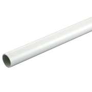 Tower Tower ISM80040 Tower Round Conduit 20mm 2m White SP20