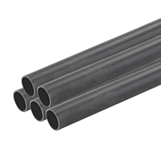 Tower Tower ISM80041PK5 Tower Round Conduit 20mm 2m Black SP20 - Pack of 5