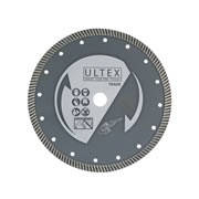 Ultex 301502 Ultex 115mm Trade Turbo Diamond Blade