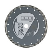 Ultex 301512 Ultex 230mm Trade Turbo Diamond Blade