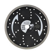 Ultex 301612 Ultex 230mm Multipurpose Turbo Diamond Blade
