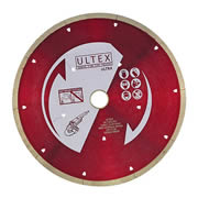 Ultex 301762 Ultex 230mm Ultra Tile Diamond Blade