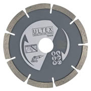 Ultex 301812 Ultex 125mm Trade Mortar Raking Diamond Blade