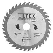 Ultex 302012 Ultex 136mm 36 Tooth TCT Trade Blade