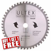 Ultex 302262 Ultex 305mm 48 Tooth TCT Trade Blade