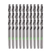 Ultex 303317 Ultex 4mm HSS Cobalt Drill Bits (Pack of 10)