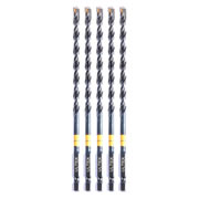 Ultex 303907 Multiconstruction Drill Bit (6.5mm x 150mm) Pack of 5