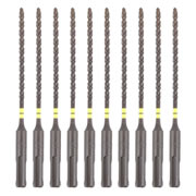 Ultex 304107 Ultex SDS+ Drill Bits 5mm x 160mm (Pack of 10)