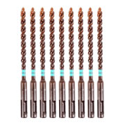 Ultex 304157 SDS+ Drill Bits 8mm x 160mm (Pack of 10)