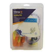 Vitrex 336100 Vitrex Safety Kit