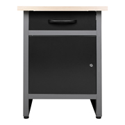 Vaunt 12073 Vaunt Cupboard Free Standing with Drawer