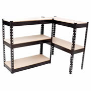 Vaunt 16020 Vaunt L Beam Shelving (864 x 355 x 1828mm)