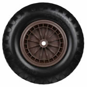 Vaunt 17006 Vaunt Wheelbarrow Puncture Proof Wheel