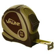 Vaunt 20001 Vaunt Tape Measure 5m/16ft
