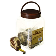 Vaunt 20002 Tape Measure 5m/16ft - Pack of 5