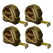 Vaunt 20006 Vaunt 8m/26ft Tape Measure Pack of 4