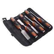 Vaunt 20071 Vaunt Wood Chisel Set - 6 Piece