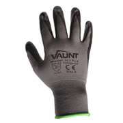 Vaunt 25053 Nitrile Foam Coated Gloves - Large