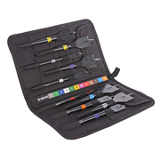Vaunt X 26350 10 Piece Colour Coded Flat Bit Set