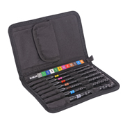 Vaunt X 26400 7 Piece SDS+ Colour Coded Drill Bit Set