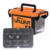 Vaunt 30001 10 Piece Router Cutter 1/4'' Shank Trade Pack