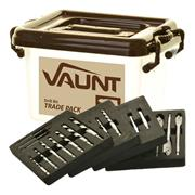 Vaunt 30005 28 Piece Drill Bit Trade Pack (Brown Packaging)