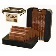 Vaunt 30013 Vaunt 57 Piece HSS Drill Bit Trade Pack - Brown