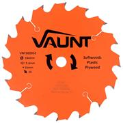 Vaunt 302052 184mm 16 Tooth TCT Trade Blade