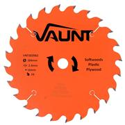Vaunt 302062 184mm 24 Tooth TCT Trade Blade