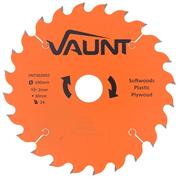Vaunt 302092 190mm 24 Tooth TCT Blade