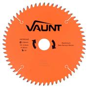Vaunt 302162 216mm 60 Tooth TCT Blade (Aluminium Cutting)