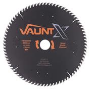 Vaunt 302342 250mm 80 Tooth TCT Blade