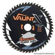 Vaunt X 302542 165mm 48 Tooth TCT Plunge Saw Blade