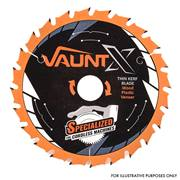 Vaunt X 302632 165mm 24 Tooth Thin Kerf TCT Saw Blade
