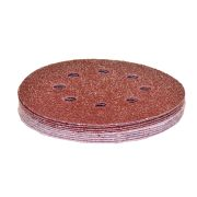Vaunt 30283 Vaunt Abrasive Sanding Discs Hook & Loop 150mm 240 Grit - Pack of 10