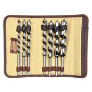 Vaunt 30305 7 Piece 235mm Auger Drill Bit Set (Brown)