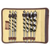Vaunt 30306 7 Piece 235mm SDS+ Auger Drill Bit Set (Brown)