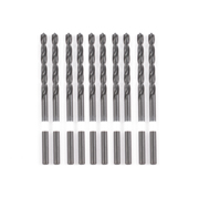 Vaunt X 303287 3mm M35 HSS Colour Coded Cobalt Drill Bits - Pack of 10